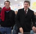 PARIS: Jean-Luc Melenchon votes for the municipal elections